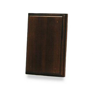 Rosewood wooden plaque blank Hawaii